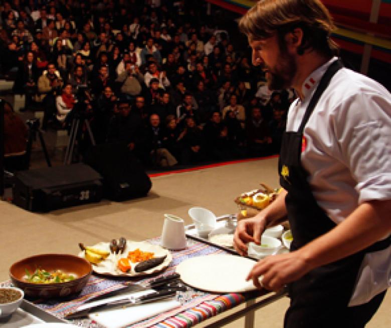 Mistura Food Festival showcases the best of Peruvian gastronomy