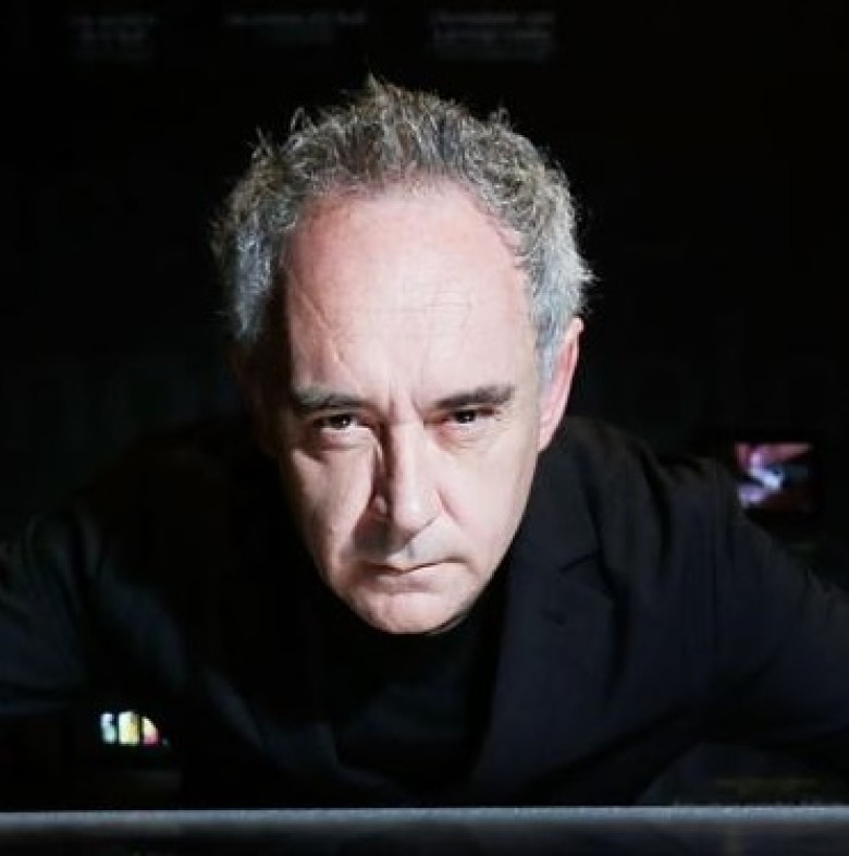 elBulli: Ferran Adria And The Art Of Food At Somerset House – Opening