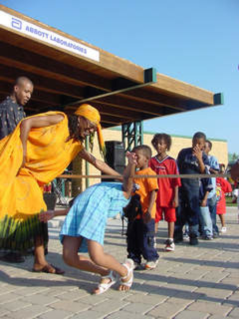 Ethnic festival offers food and fun