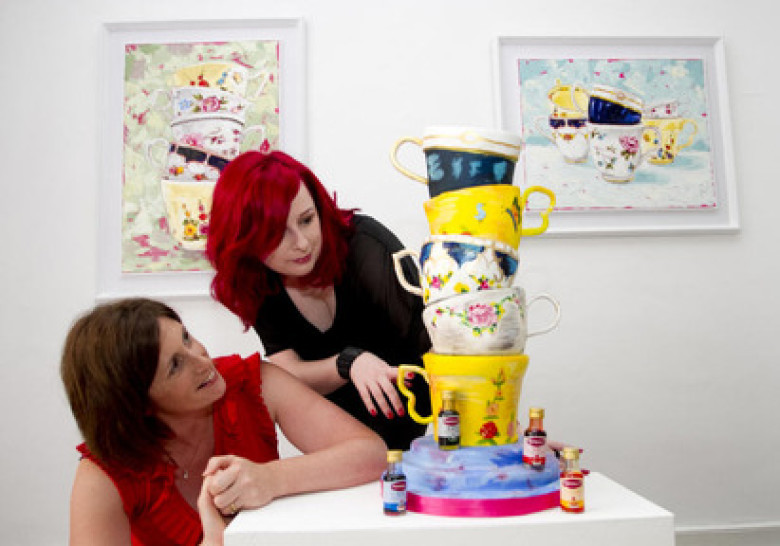 Goodall's sponsoring edible art event as part of Culture Night