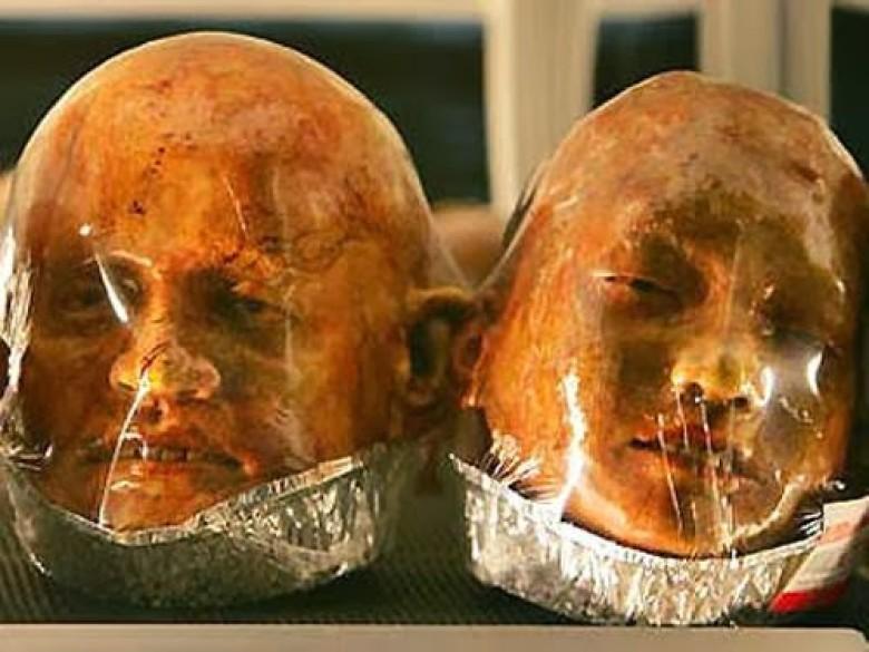 Thai Bakery Sells Gruesome Human Body Part Bread