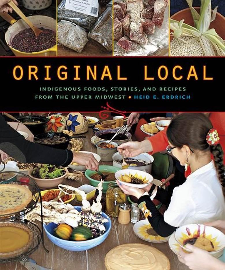 Poet Heid Erdrich Turns Talents to a Cultural Cookbook Celebrating Indigenous Foods