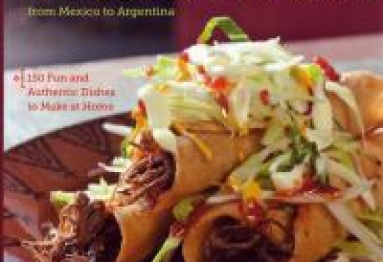 Cookbook: 'Latin American Street Food'