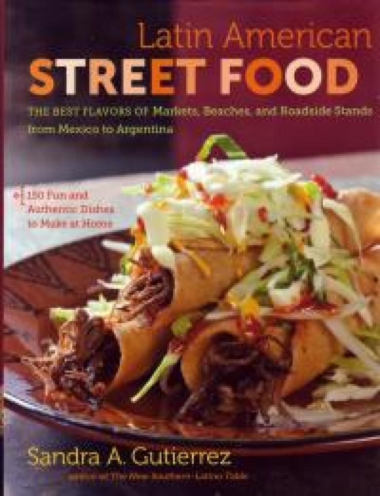 Cookbook: 'Latin American Street Food'