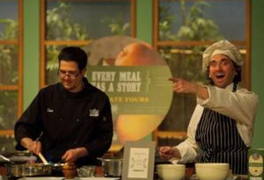 Franklin Performing Arts Company Presents Culinary Cabaret, 3/7