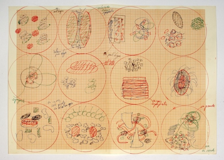 Chef's Drawings Provide Mesmerizing Portals Into The Creative Process Of A Food Master
