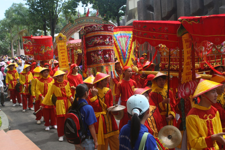Cultural activities to honor Hung Kings