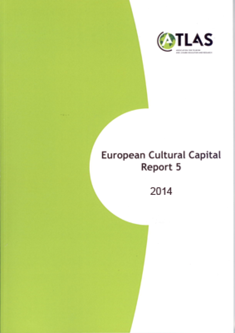 European Cultural Capital Report Volume 5 Published