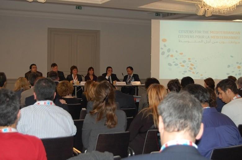 Anna Lindh Forum Marseille 2013