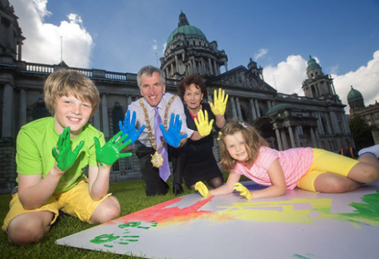 Creativity and culture to take centre stage in Belfast