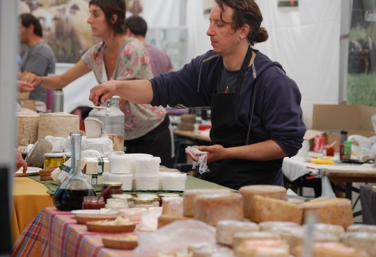 The rising profile of gastronomy fairs