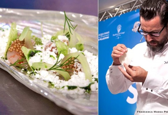 All (mozzarella) roads lead to Paestum: the 2014 event report