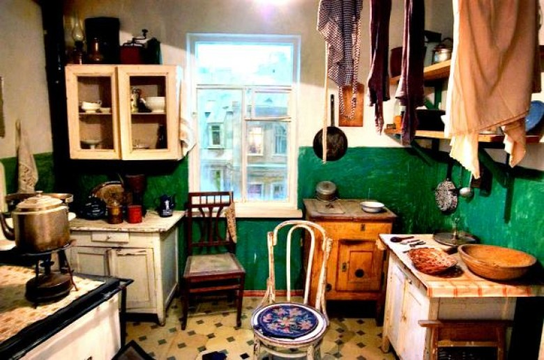 How Soviet Kitchens Became Hotbeds Of Dissent And Culture