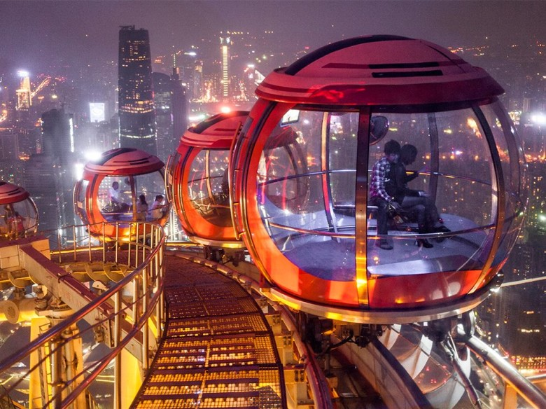 The 2014 Traveler 50: World's Smartest Cities