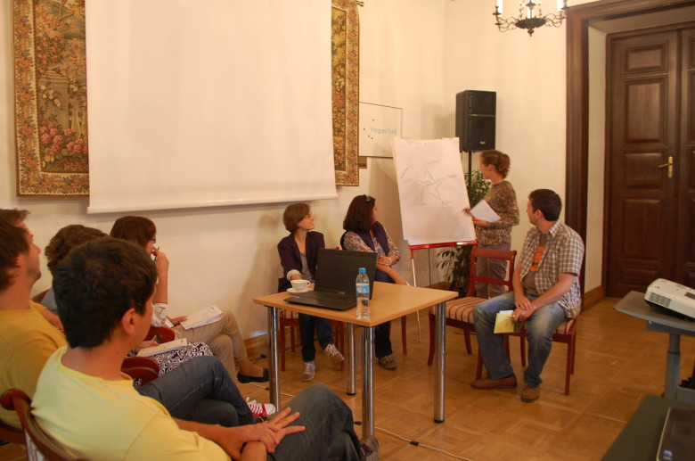 IGCAT contributes to the VACuM training project organized by Visegrad Summer School Academy in Krakow (Poland)