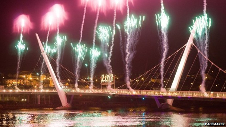 UK capital of culture 'boosted Londonderry tourism by 50%'