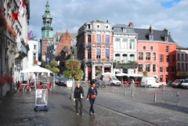 Mons: Belgian city plans to strut its stuff as European Capital of Culture