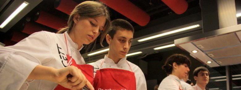Santa Coloma puts scientific knowledge at the service of gastronomy