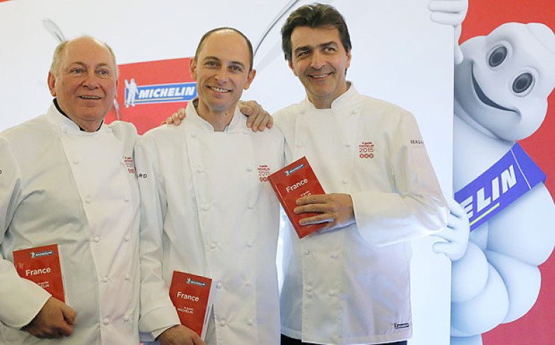 "French Ministry Gives Michelin Guide High-Profile Launch in Bid to Defend Haute Cuisine from ""Anglo-Saxon Plot"""