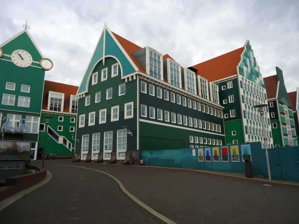 Theme Park City: Zaandam