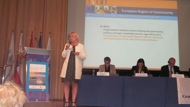 IGCAT invited to European Conference on Cultural Heritage and Sustainable Tourism