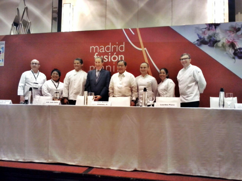 With Madrid Fusión Manila, the Philippines can Retake their Place as the Asian Gastronomical estination