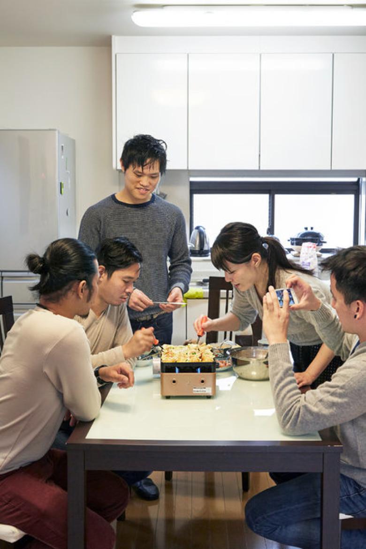 Meet the Unlikely Airbnb Hosts of Japan