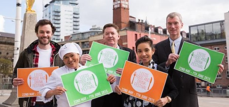 Leeds Prepares for Month Long Food and Drink Festival
