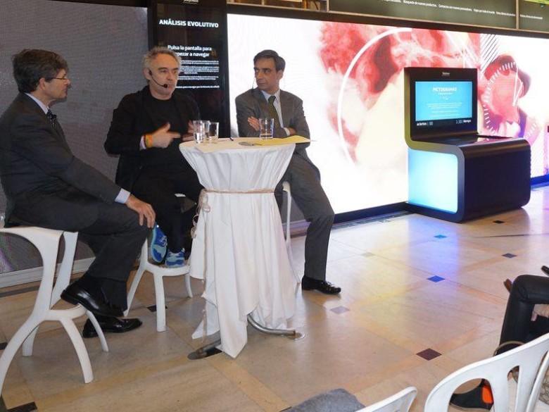 Ferran Adrià links gastronomy and tourism as an economic key
