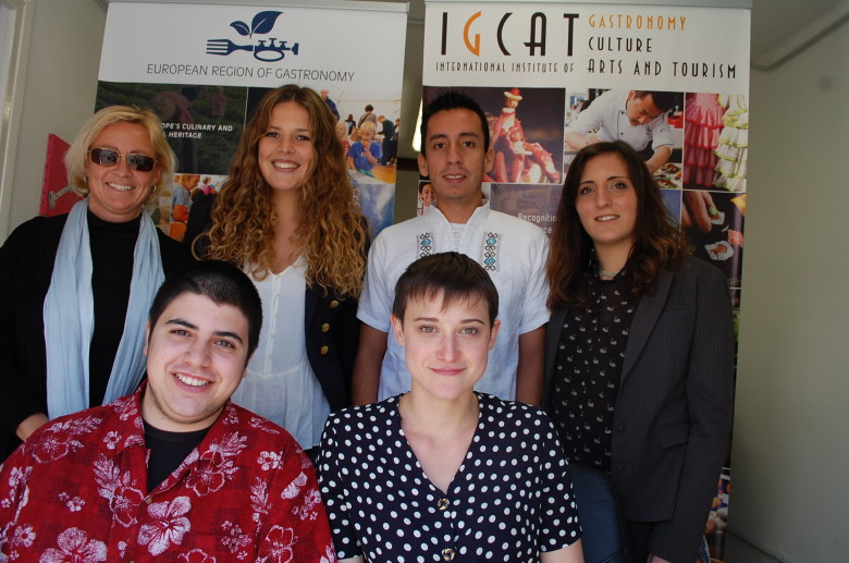 Gain work experience at IGCAT!