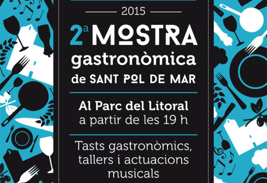 Gastronomy Show takes place for the second time in Sant Pol de Mar