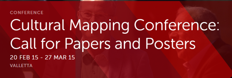 Cultural Mapping Conference: Call for Papers and Posters