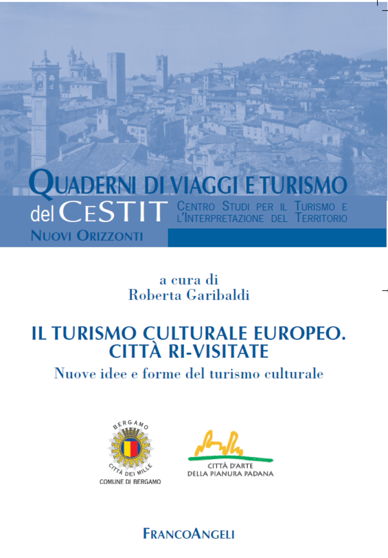 New Book About Cultural and Creative Tourism