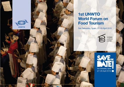 1st World Forum On Food Tourism Opens In Spanish City Of San Sebastian