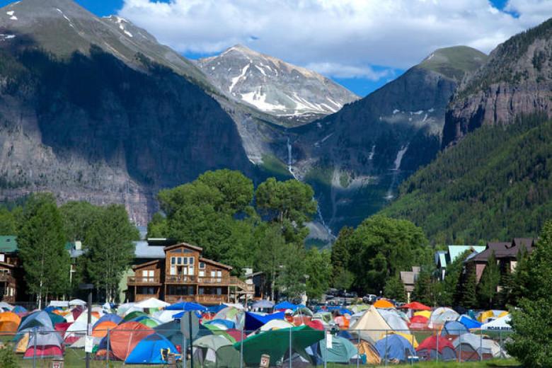 How Telluride Bluegrass Became an Environmentally Friendly Festival