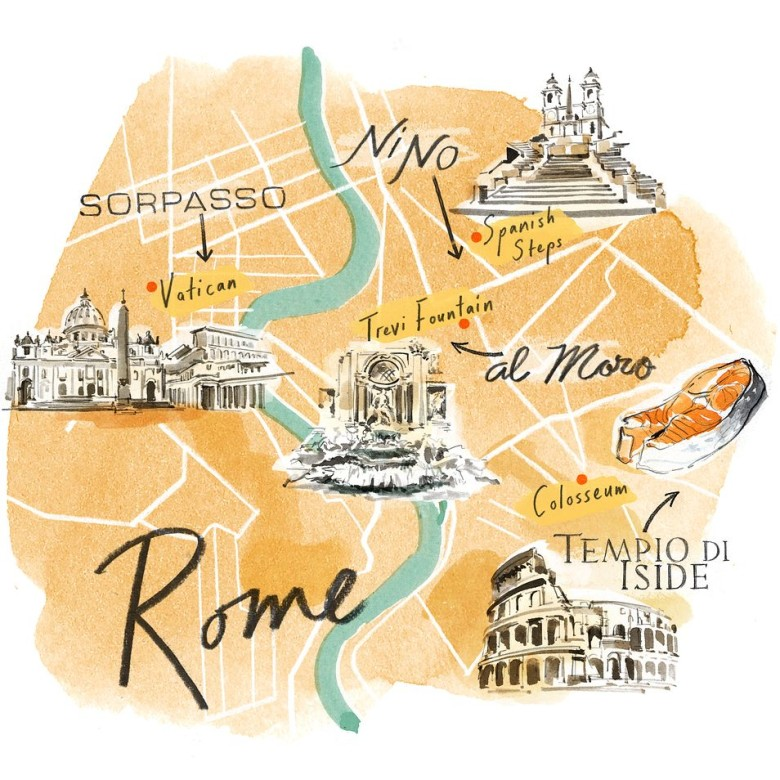 Eat Like a Local in Europe's Top Tourist Spots