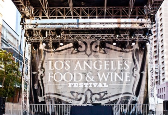America's Best Culinary Festivals: LA Food & Wine