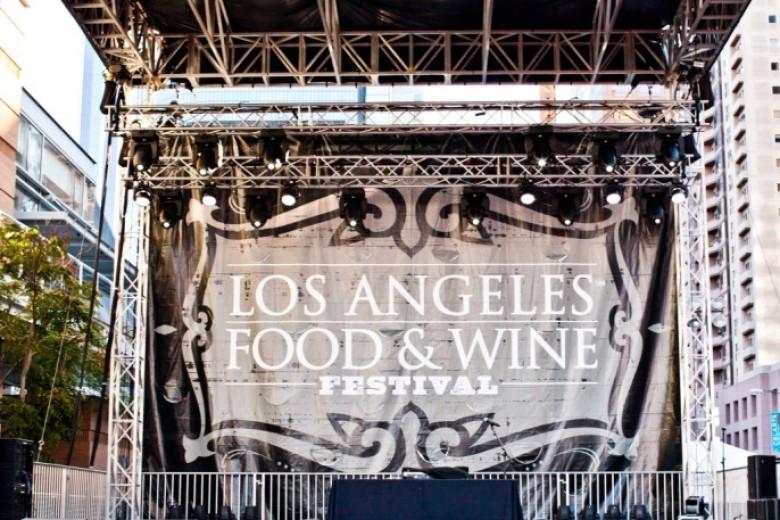 America's Best Culinary Festivals: LA Food & Wine