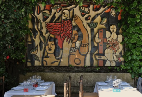 #CHICEATS: Where To Dine With The Best Art In The World