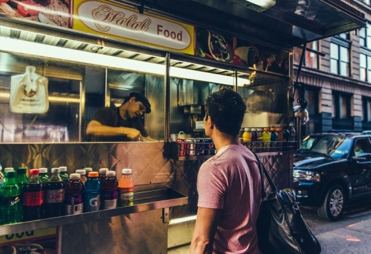 Street Meat: The Rise of NYC's Halal Cart Culture