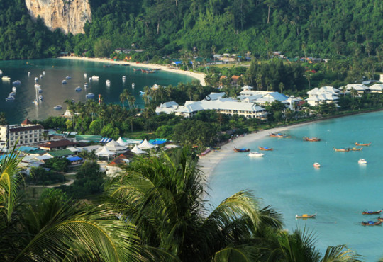 Thailand to turn cheap tourism spots into quality ones