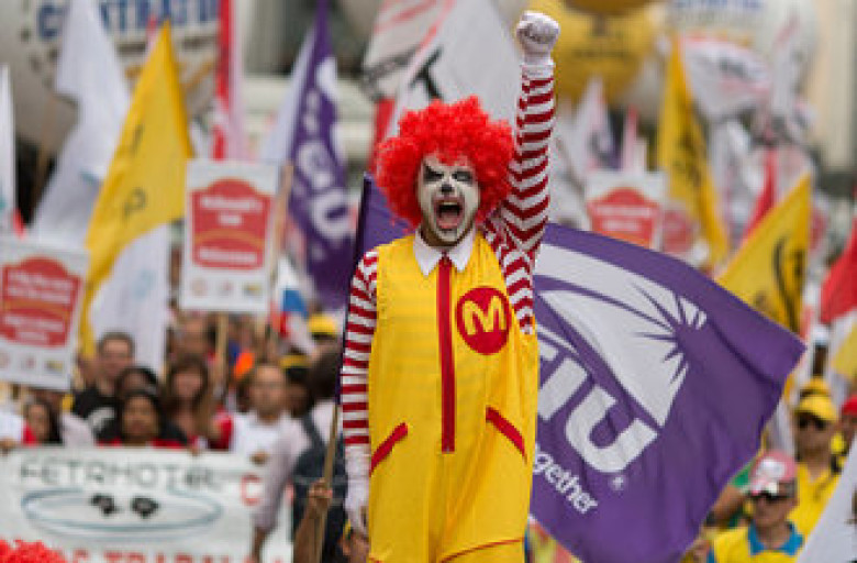 MCDONALD'S: CLEAN UP YOUR ACT IN BRAZIL AND ALL ACROSS THE WORLD