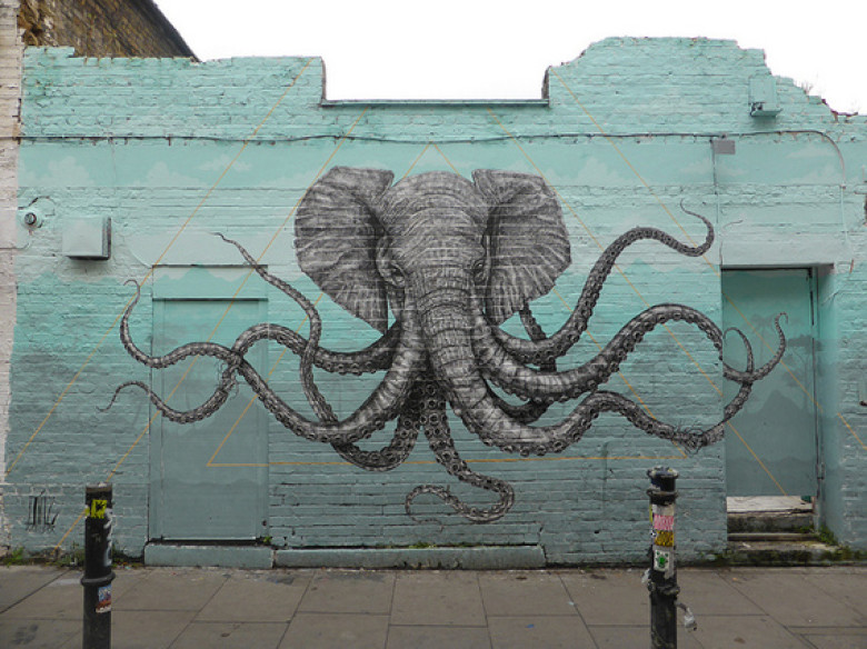 Europe's Best Street Art Uncovered