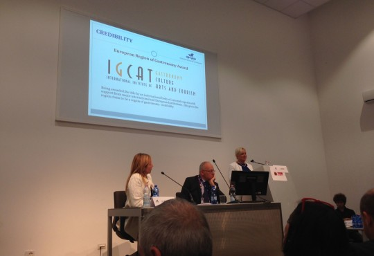 IGCAT at EXPO Milan 2015