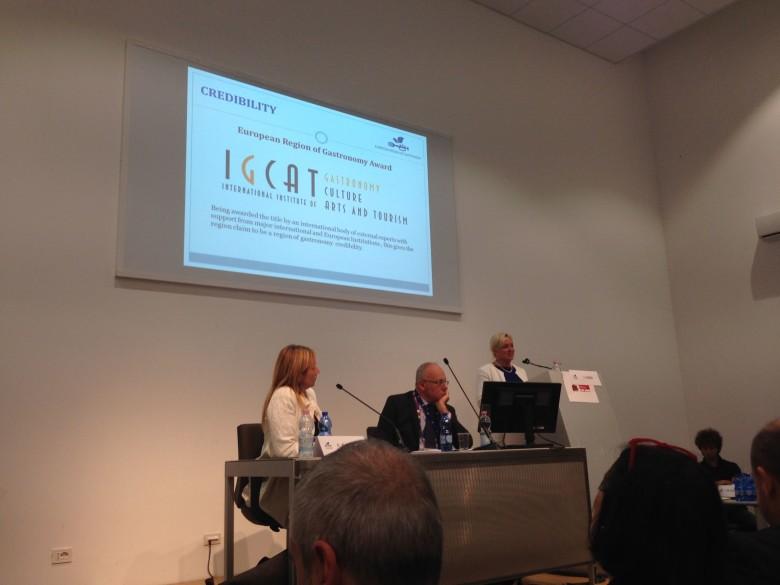IGCAT at EXPO Milan 2015