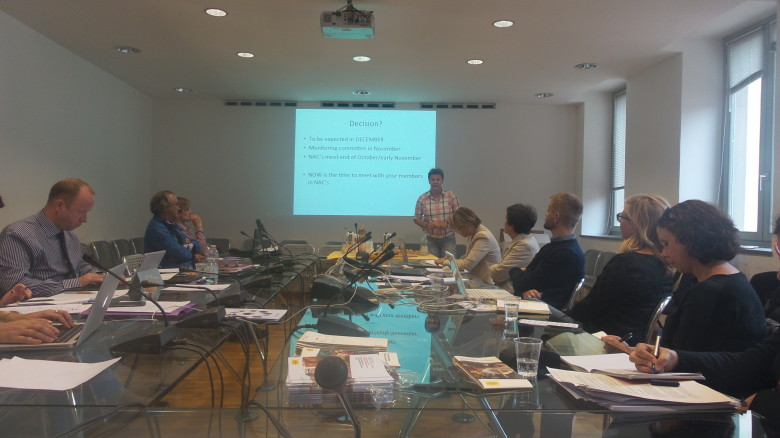 6th Partner meeting of the European Region of Gastronomy Platform takes place in Bergamo