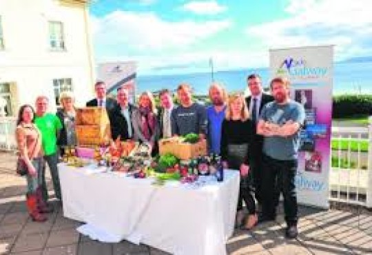 Support for Galway's European Region of Gastronomy Bid