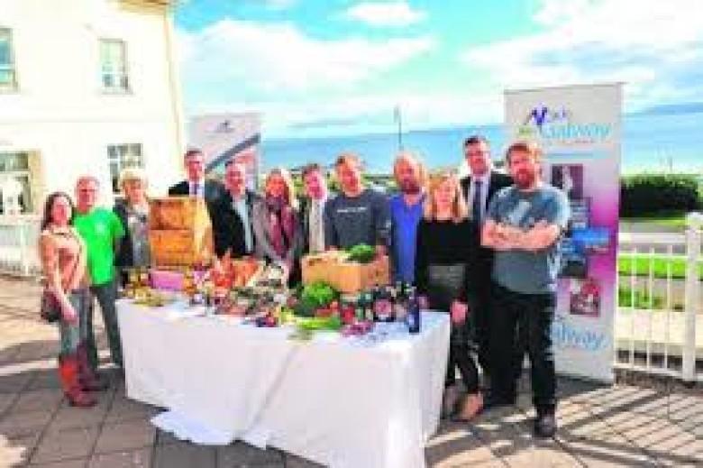 Support for Galway's European Region of Gastronomy Bid