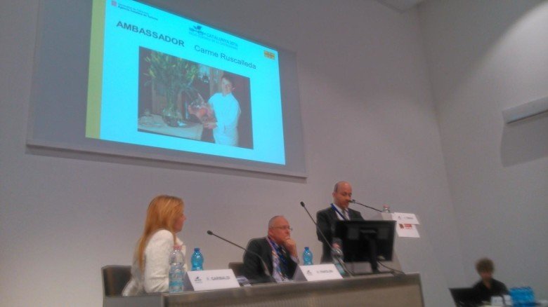 Catalonia and Minho,present their programs for 2016 at EXPOMILAN