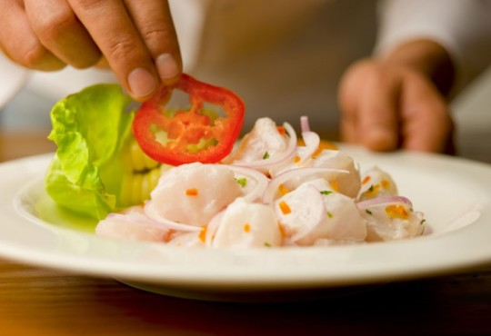 For world-beating gastronomy with 'mucho gusto', head to Peru